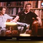 On Swedish television